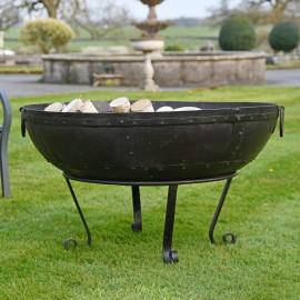 100cm Kadai Bowl with handles down