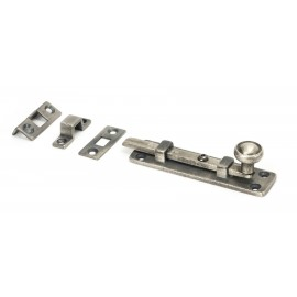 """4"""" Universal Bolt in Antique Pewter"""