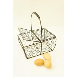 Egg Basket & Holder