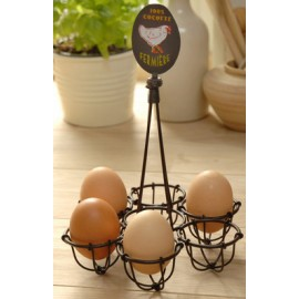 Provence Wire Egg Rack
