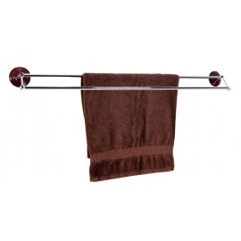 Rosewood Double Towel Rail