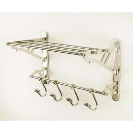 Althorpe Bathroom Shelf and Hook rail