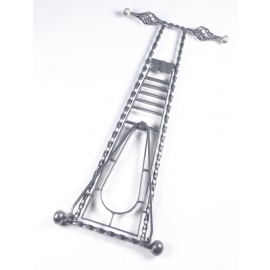 Silver Boot Jack