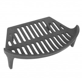 'Bowed' Fire Grate