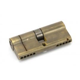 Aged Brass 5-Pin Cylinder