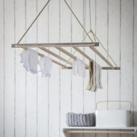 Beech Wood Kitchen Hanging Air Dryer