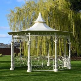 """Lady Leticia Dream Carousel"" Bandstand Pavilion - 6m"