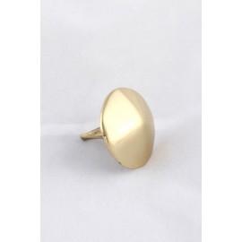 Solid Brass Rounded Door Stud