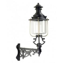 Belgravia Lantern on a Corner Bracket