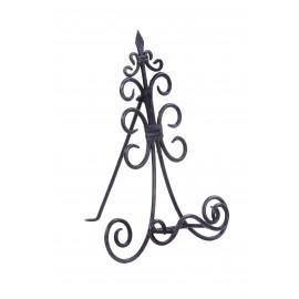 """Hansford House"" Orate Fleur de Lys Book Holder"