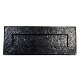 """Reaseheath"" Blacksmith Style Iron Letter Plate"