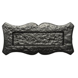 Blacksmith Style Letter Plate