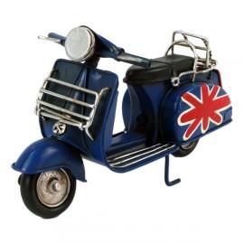 """""""Quadrophenia"""" Lambretta-Style Scooter Ornament"""