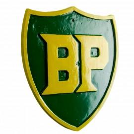British Petroleum Petrol Sign