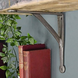 Cast Iron Architectural Shelf Bracket 21.5 x 21.5cm
