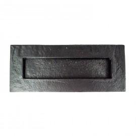 Cast Iron Letter Plate