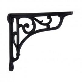 Large Shelf Bracket Created From Iron