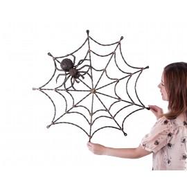 """Caversham Towers"" Spider Web Wall Art"