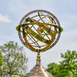"""""""Celestial"""" Armillary Sundial - 70cm"""