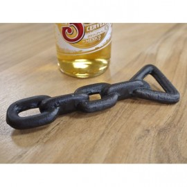 Chain Design Bottle Opener in Situ