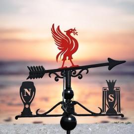 Deluxe Liverpool FC Weathervane