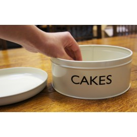 """Honey Pot House Collection"" Period Style Cake Tin"