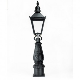Harrogate Lantern and Patio Post 95cm