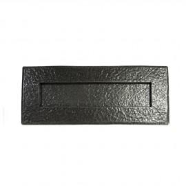"""Reinshaw Avenue"" Blacksmith Style Letter Plate"