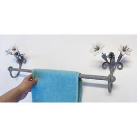 """""""Elizabeth Jayne"""" Vintage Style Towel Rail"""