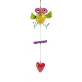 Flying Bird Hanging Ornament