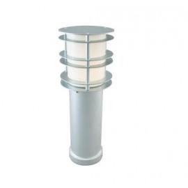 """Riverfront"" Galvanised Steel Patio Bollard Light 49cm"