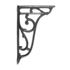 Cast Iron Heritage Wall Bracket 24 x 16cm