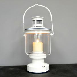 Industrial Lamp Design Candle Holder