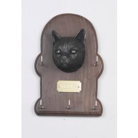 General Cat Key Holder
