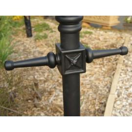 Ladder Bars For Lamp Post