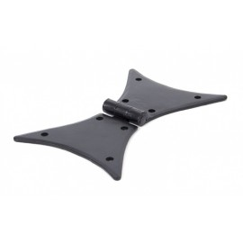 Large Black Butterfly Hinges