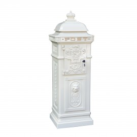 """""""Letters of Love"""" Wedding Camden Free Standing Post Box"""