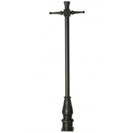 Lamp Post (2m) Cast Iron