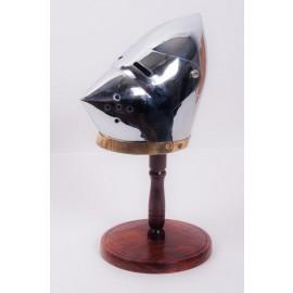 "Knights ""Medieval"" Decorative Scale Helmet"