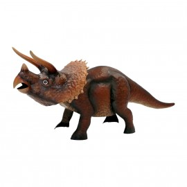 Triceratops Ornament Created From Metal