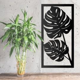 Monstera Tropical Leaf Wall Art