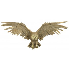 Owl With Outstretched Wings Wall Art & Bust