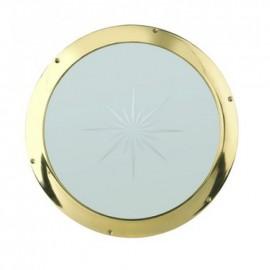 Brass Porthole Frames Only