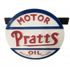 """""""Pratts"""" Cast Aluminium Hose Holder"""