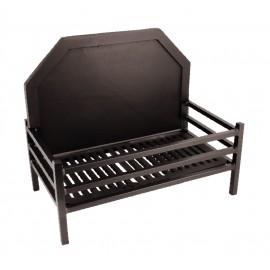 Simplistic Plain Fire Basket
