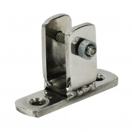 Stainless Steel Fixed Spindle Bracket