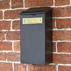"Standard ""Pevensey Square"" Newspaper and Parcel Holder"