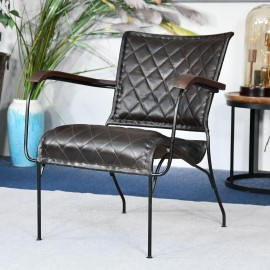 Side View of 'The Harlington' Chair