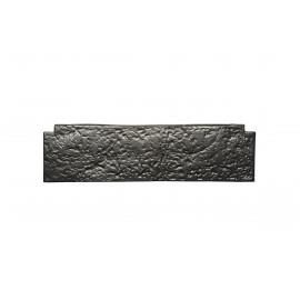 Small Traditional Black Iron Simplistic Internal Door Letter Flap