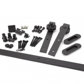 2M Track Sliding Door Hardware Kit